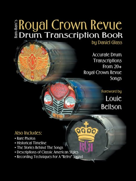 Royal Crown Revue Transcription Book by Daniel Glass