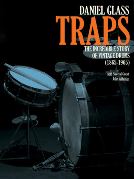Traps: The Incredible Story of Vintage Drums (1865-1965) DVD