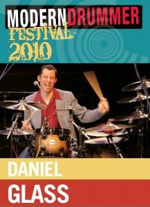 Modern Drummer Festival 2010 Daniel Glass