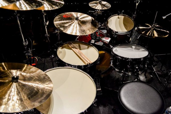 Steve Smiths Thesis and Drum Kit
